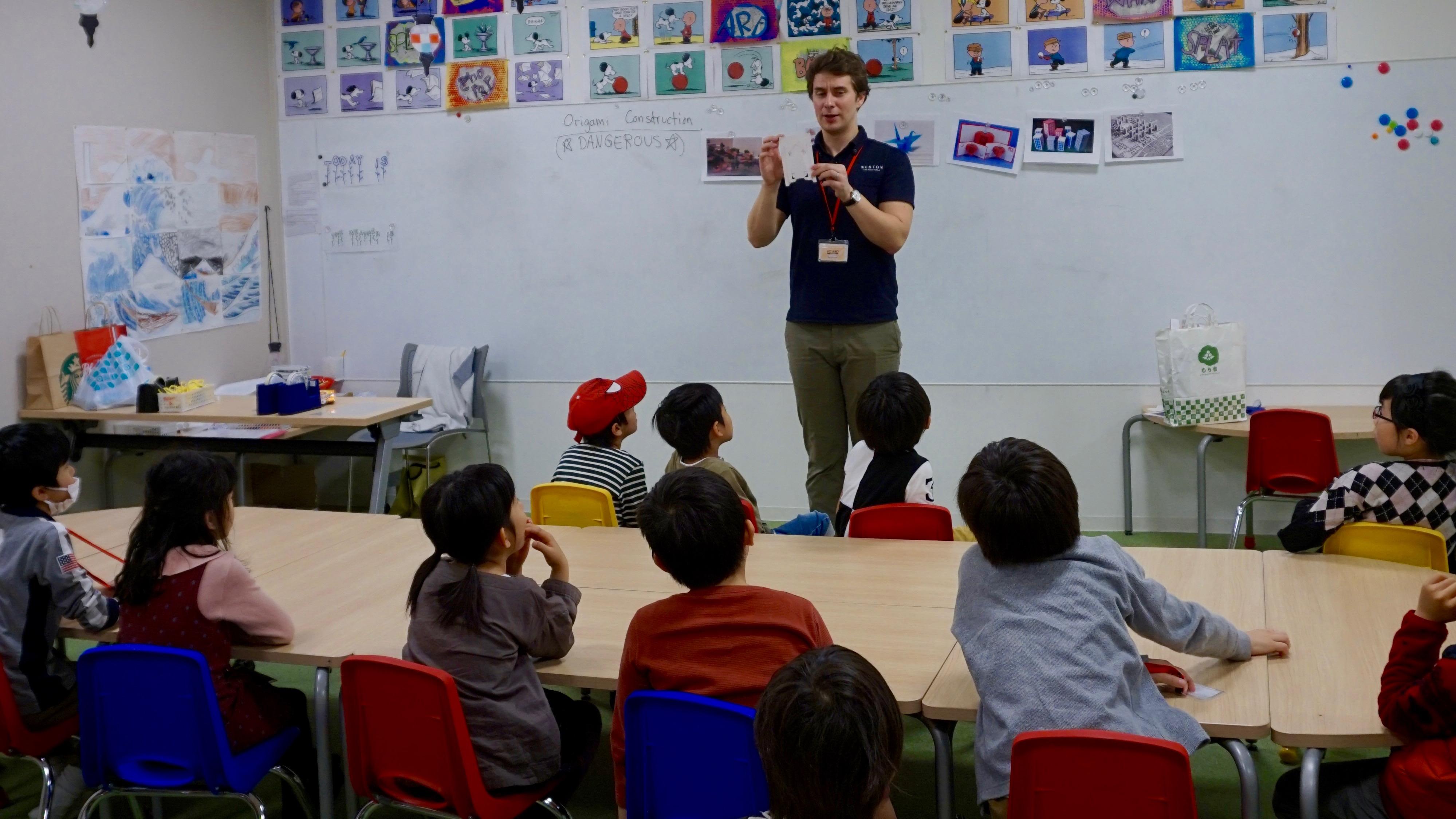 【満員のお知らせ】エレメンタリー新1,2年生クラスの水・木・金曜(1月10日現在)