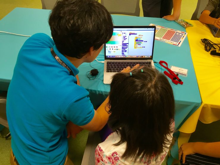 【無料】NESTON Kids Programming Schoolオープンスクール開催